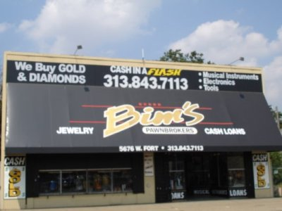 Bim's Loan Inc in Detroit – PawnGuru