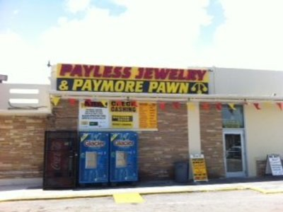 Payless Jewelry & Paymore Pawn Shop - W Sunrise Blvd in Fort Lauderdale – PawnGuru