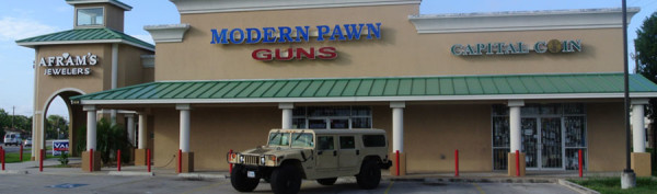 Modern Pawn and Guns in Corpus Christi – PawnGuru