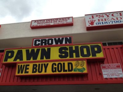 Crown Pawn Shop in Canoga Park – PawnGuru