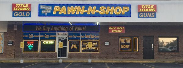 Crossroad PAWN N SHOP in Marietta – PawnGuru