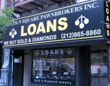 Lincoln Square Pawnbrokers, Inc in New York – PawnGuru