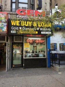 Gem Pawnbrokers Inc - 8th Ave in New York – PawnGuru