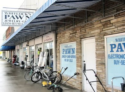 Whitlock's Pawn & Jewelry in Bonham – PawnGuru