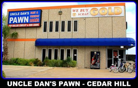 Uncle Dan's Pawn Shop in Cedar Hill – PawnGuru