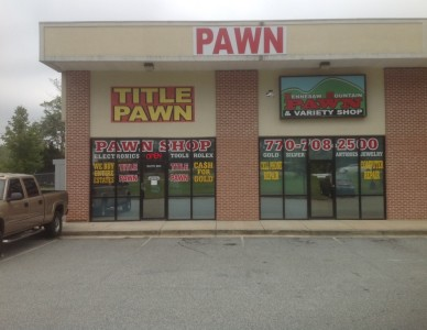 Kennesaw Mountain Pawn in Marietta – PawnGuru
