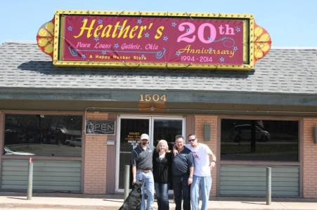 Heather's Pawn Loans in Guthrie – PawnGuru