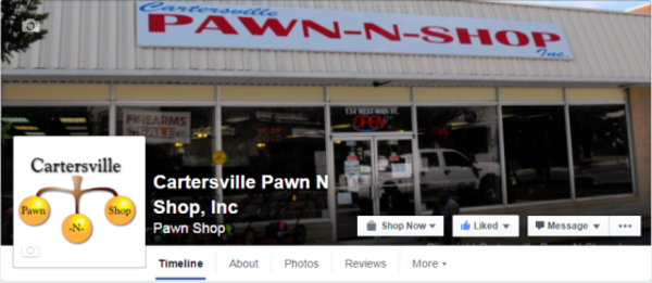 Cartersville Pawn-N-Shop in  – PawnGuru