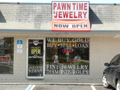 Pawn Time & Jewelry in Altamonte Springs – PawnGuru