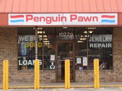 Penguin Pawn in Overland Park – PawnGuru
