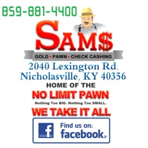 Sam's Check Cashing & Pawn in Nicholasville – PawnGuru