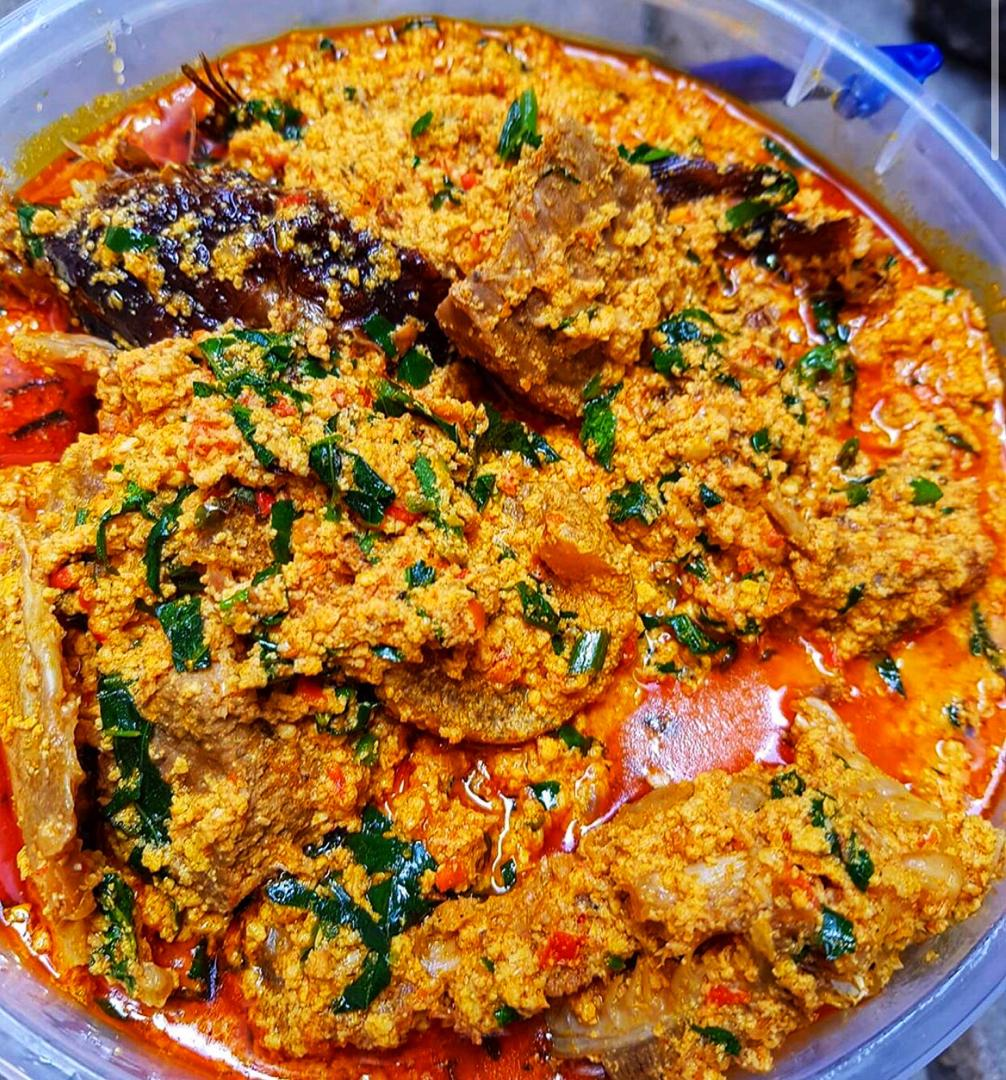 2 Litres Of Egusi Soup Buy Now Pay Later Payflexi