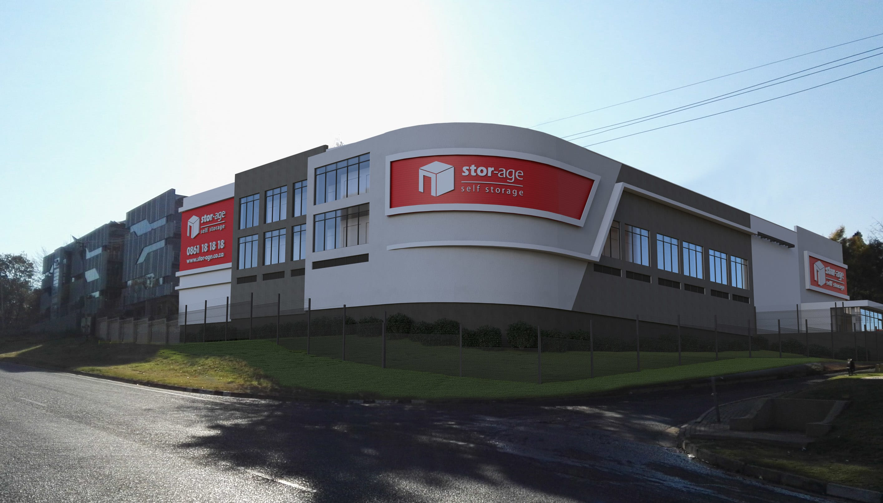 Highly anticipated Stor-Age Bryanston store now open
