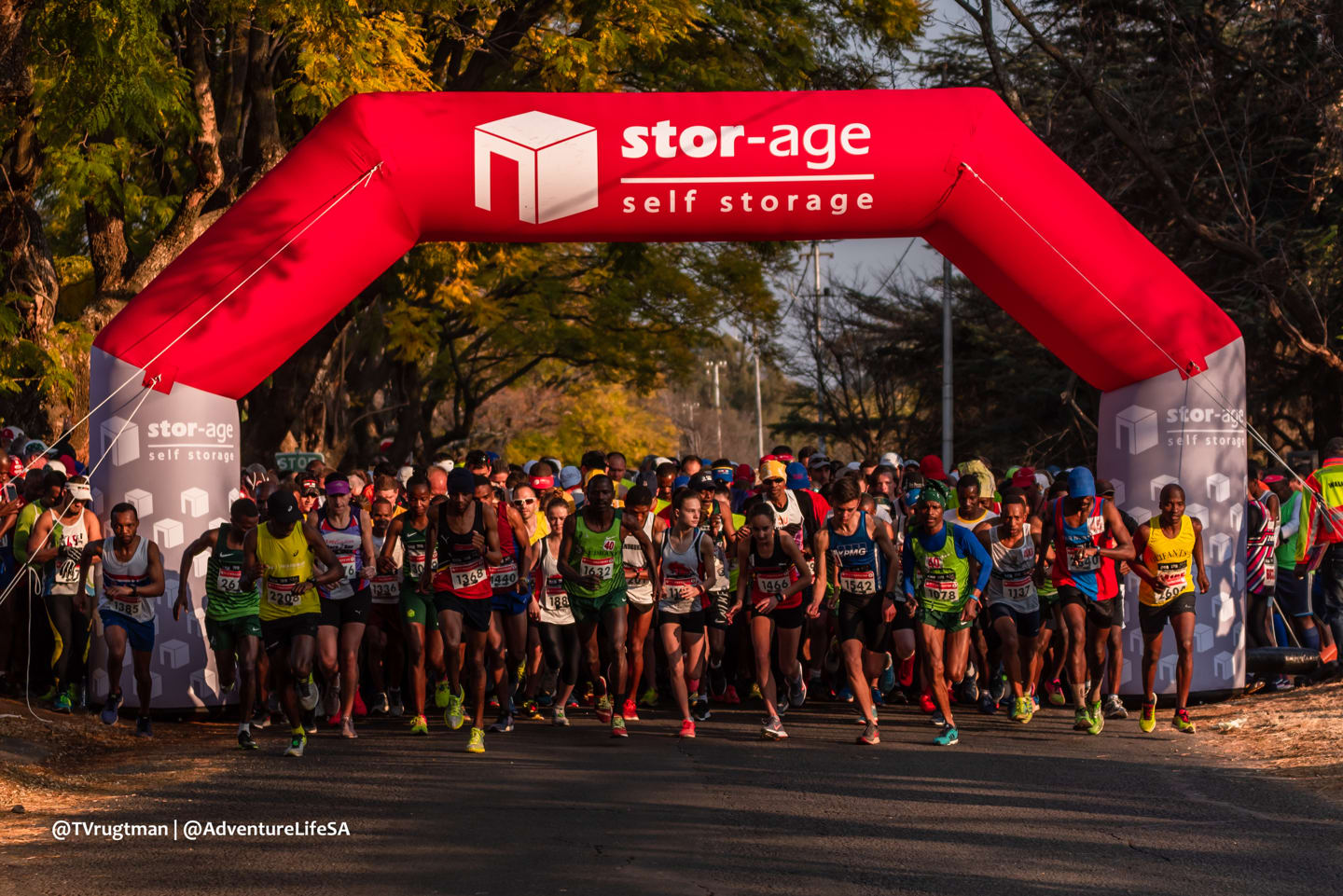 40th Stor-Age Pirates 10K a Huge Success