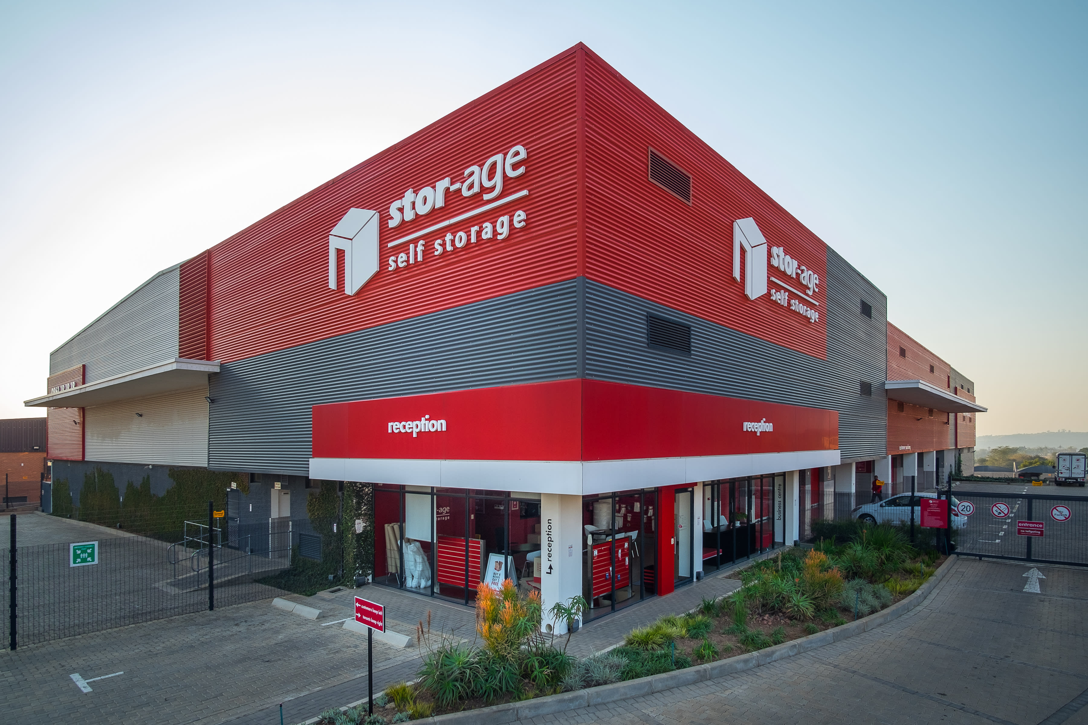 Tuks Students in Pretoria and Centurion Choose Self Storage