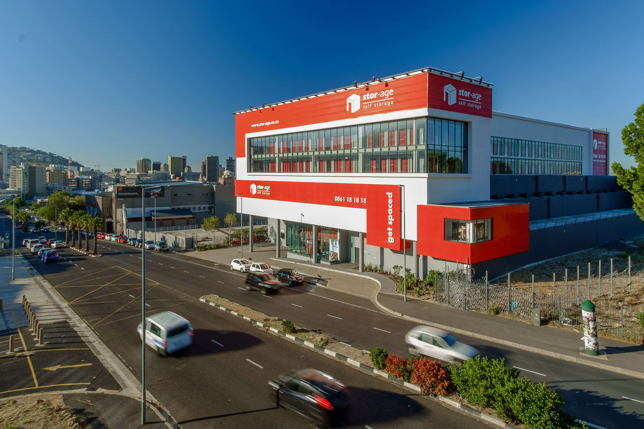 Largest self storage facility in Cape Town not just for storage