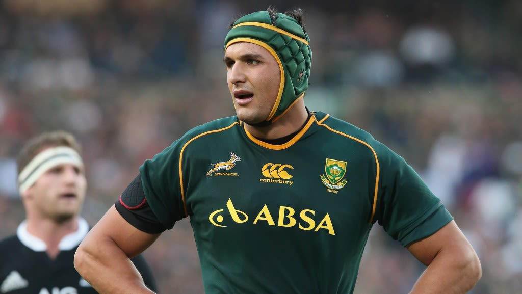 Former Springbok Juandré Kruger discusses rugby, entrepreneurialism and life transitions