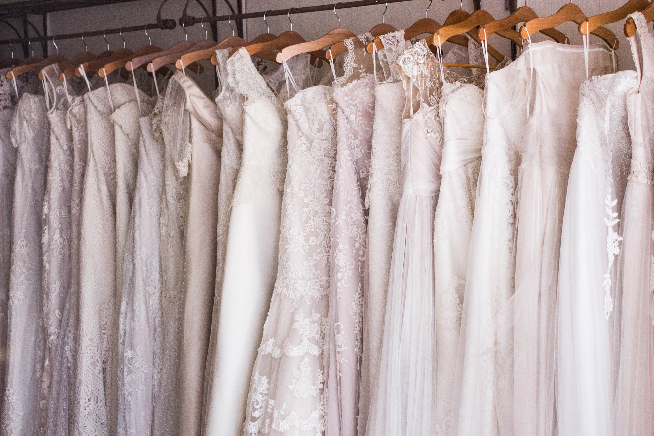 How to store your wedding dress after the big day