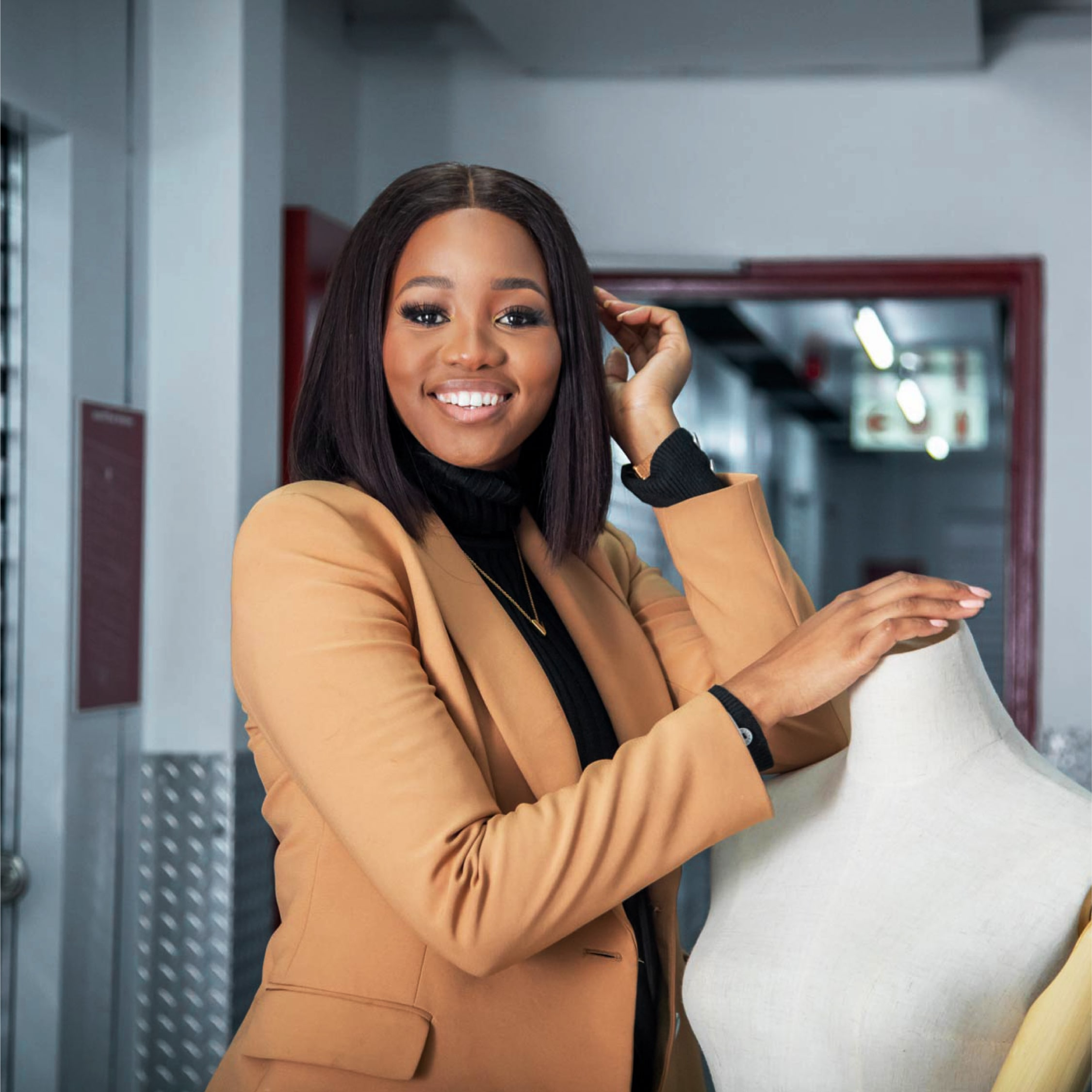 This glam guru is taking beauty to the next level in South Africa