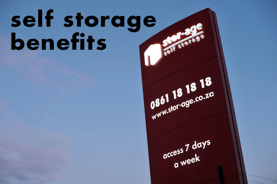 5 Things About Self Storage Your Boss Wants To Know