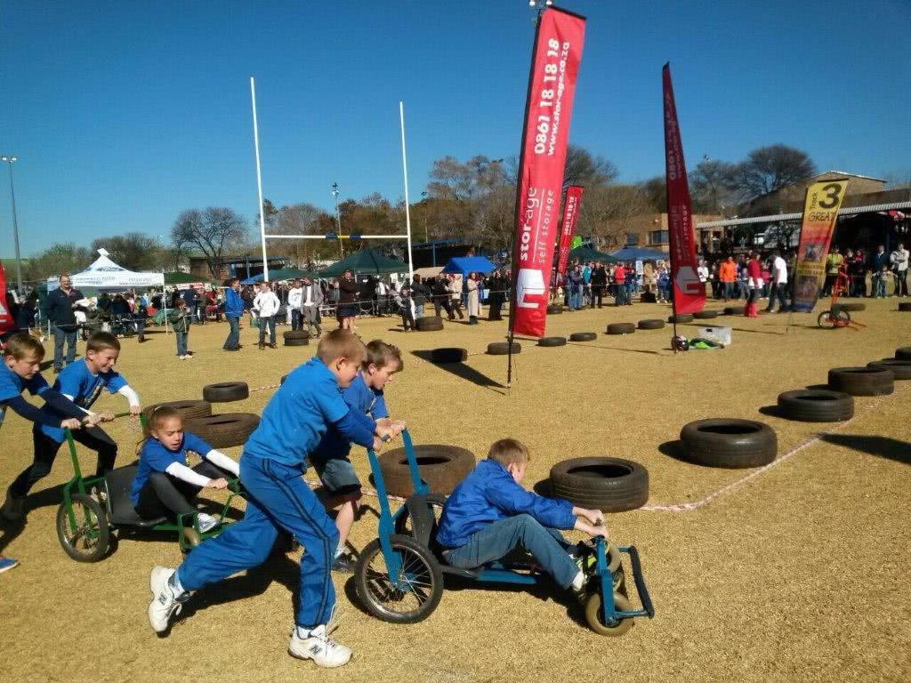 Box Cart Race Day At Laerskool Hennopspark Supported By Stor-Age
