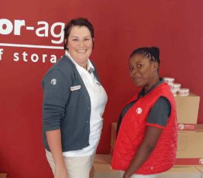 A Day In The Life Of A Stor-Age Manager - Cecile Hall