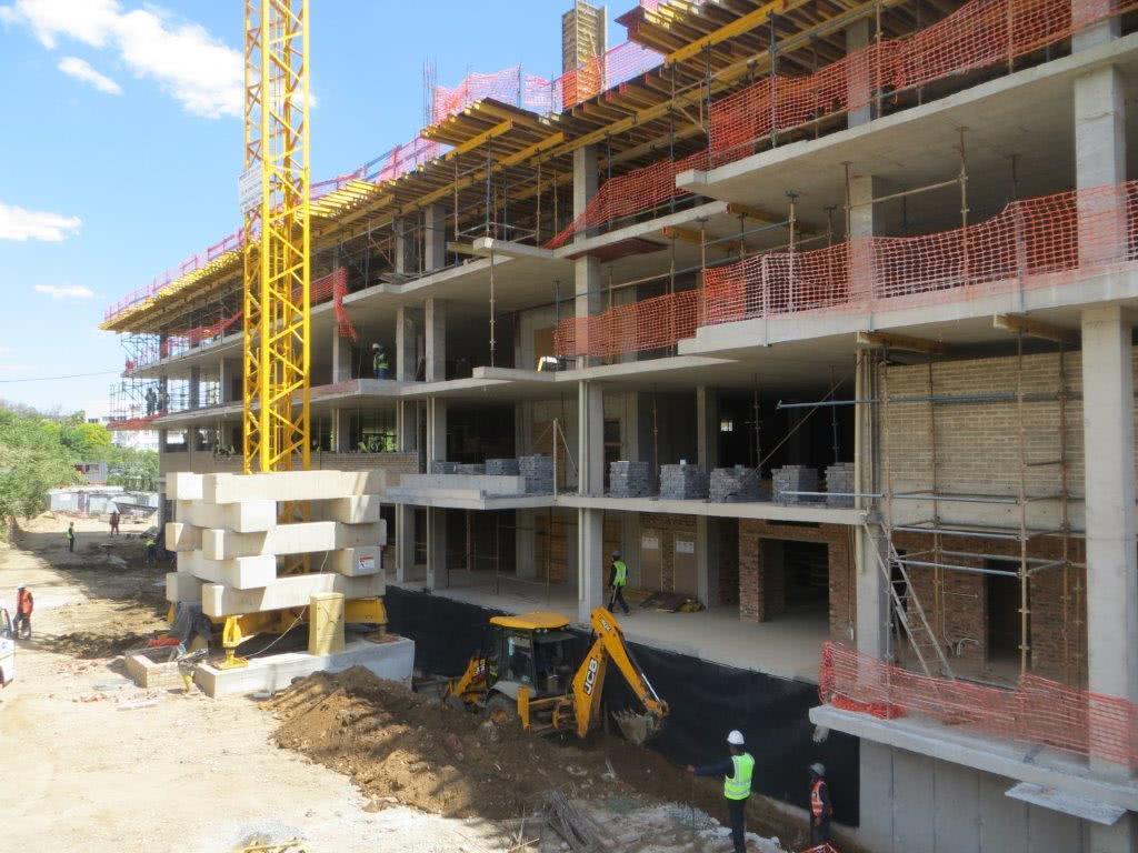 Construction Update - Work Underway On Eight Sites