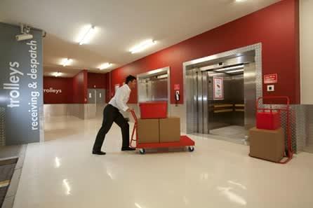 Storage Unit Guidelines