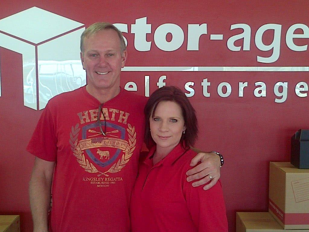 Ex-Manchester United Goalkeeper Uses Stor-Age Self Storage