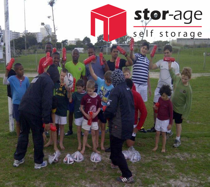 Hamiltons Rugby Youth Supported By Stor-Age