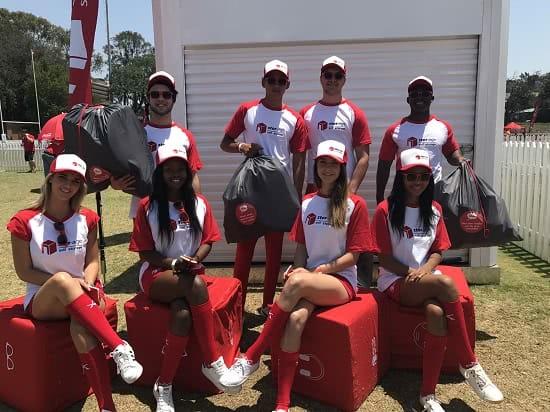 Cape Town 10s Kicks Off