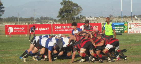 Rugby Sponsorship In Goudrif and Kraaifontein