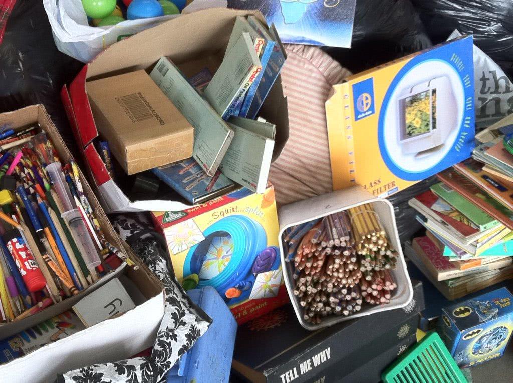 Stor-Age Donates Goods To Maranata Care Centre