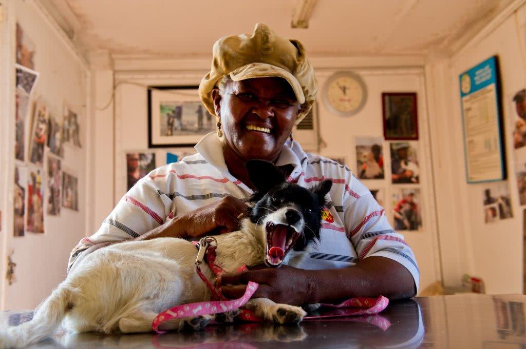 Mdzananda Animal Clinic Sends A Big Bow Wow
