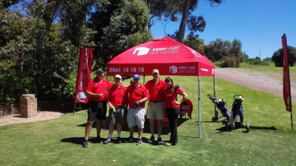 Fore! Stor-Age Sponsors Multiple Golf Events