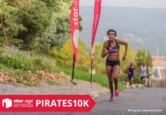 Stor-Age Proudly Sponsors 40th Pirates 10K Event