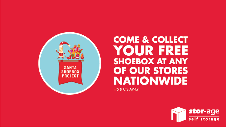 Santa Shoebox Project March to One Million Happy Hearts
