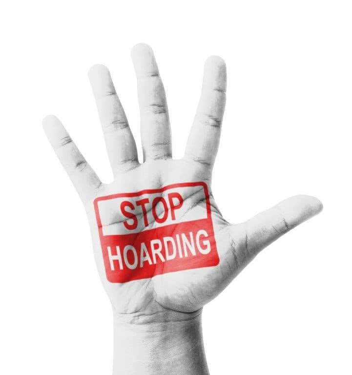 5 Signs You Are A Hoarder And How To Stop