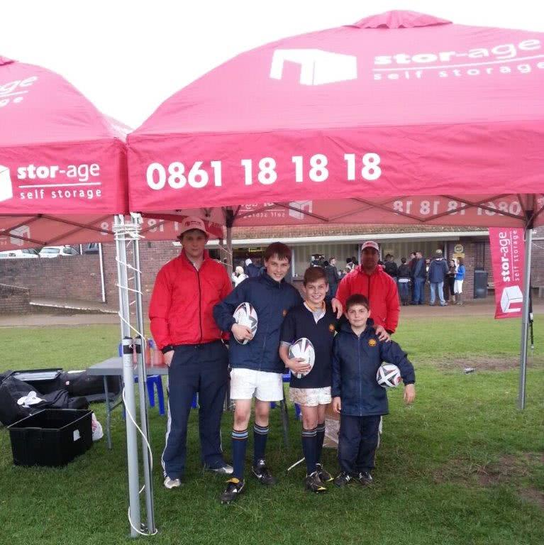 Stor-Age SACS 7's Rugby Tournament Report