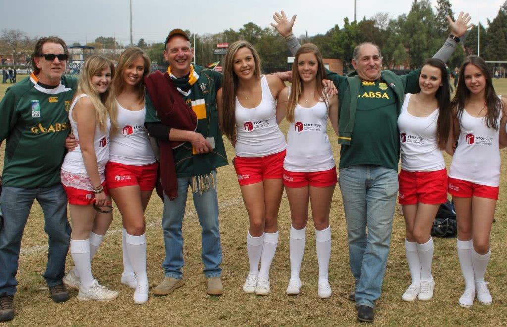 2,000 Packs Of Biltong For Pretoria Springbok Rugby Fans