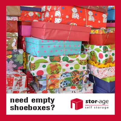 Get Your Free Santa Shoebox Here