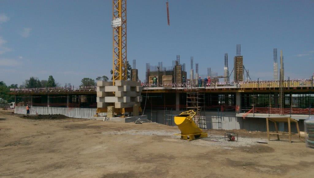 Construction Update Stor-Age Sunninghill