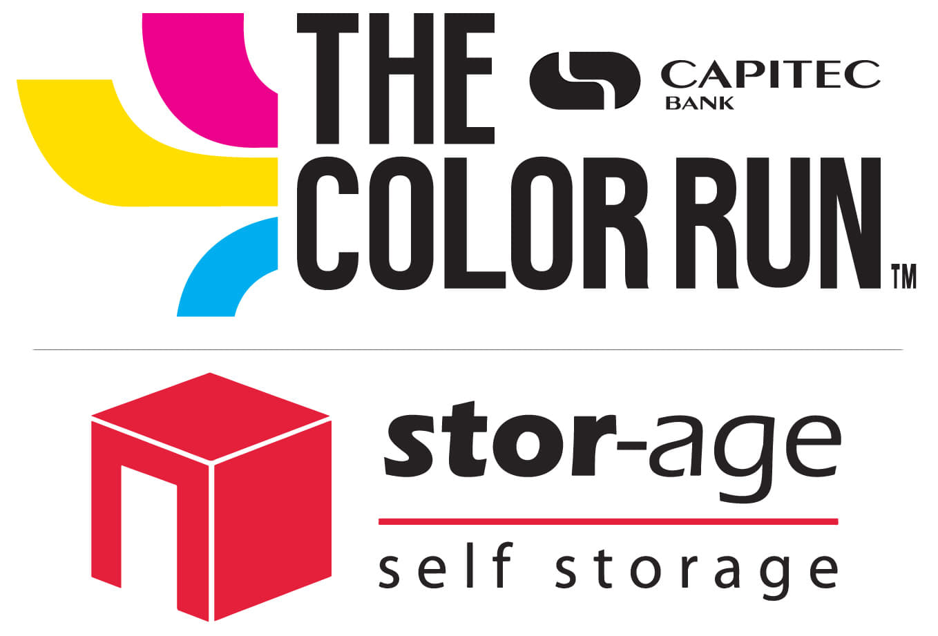 Stor-Age Have A Blast At The Color Run Joburg!