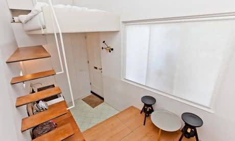 World's Smallest House Needs Space