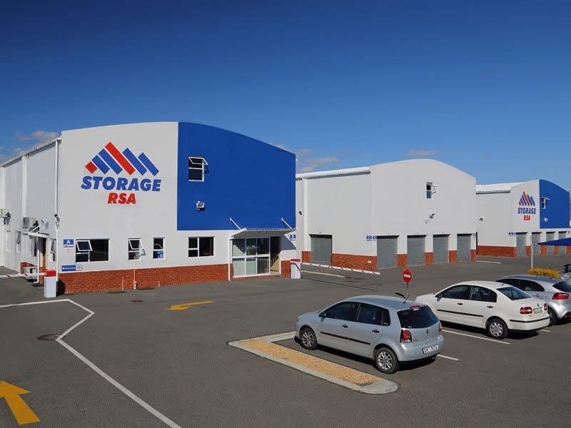 Storage RSA Providing Top Quality Self Storage to the Helderberg Region
