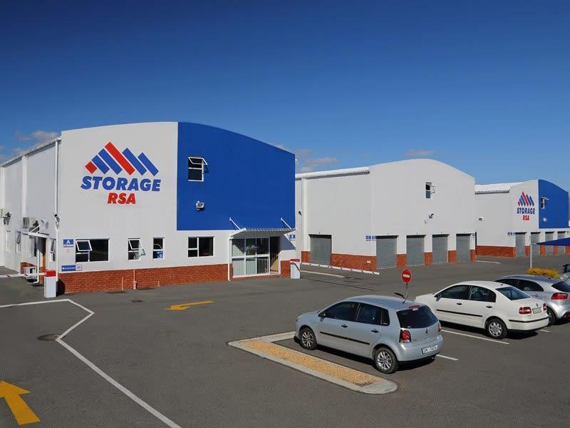 Storage RSA Providing Top Quality Self Storage to the Helderberg Region