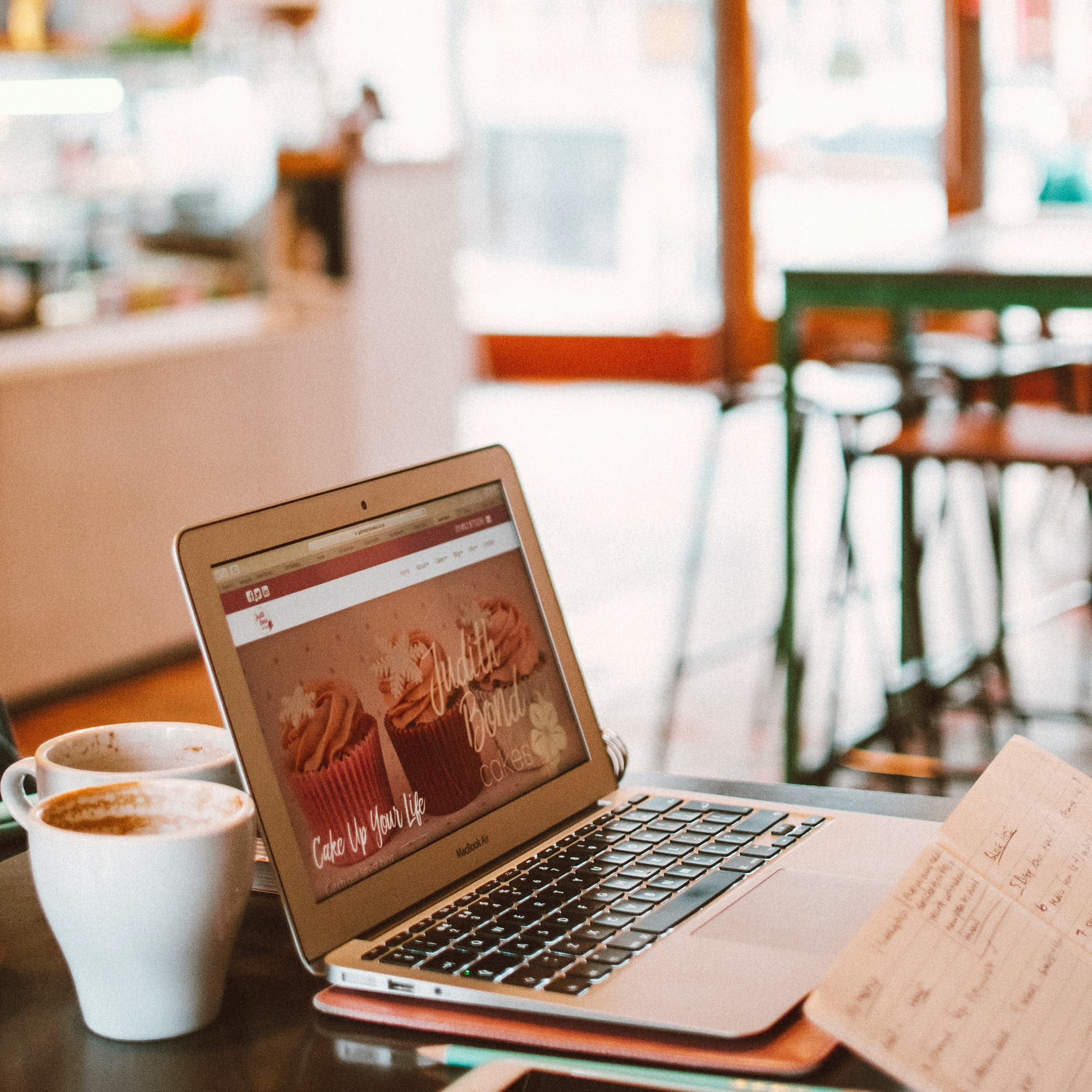 Top 5 coffee shops to work from in Cape Town