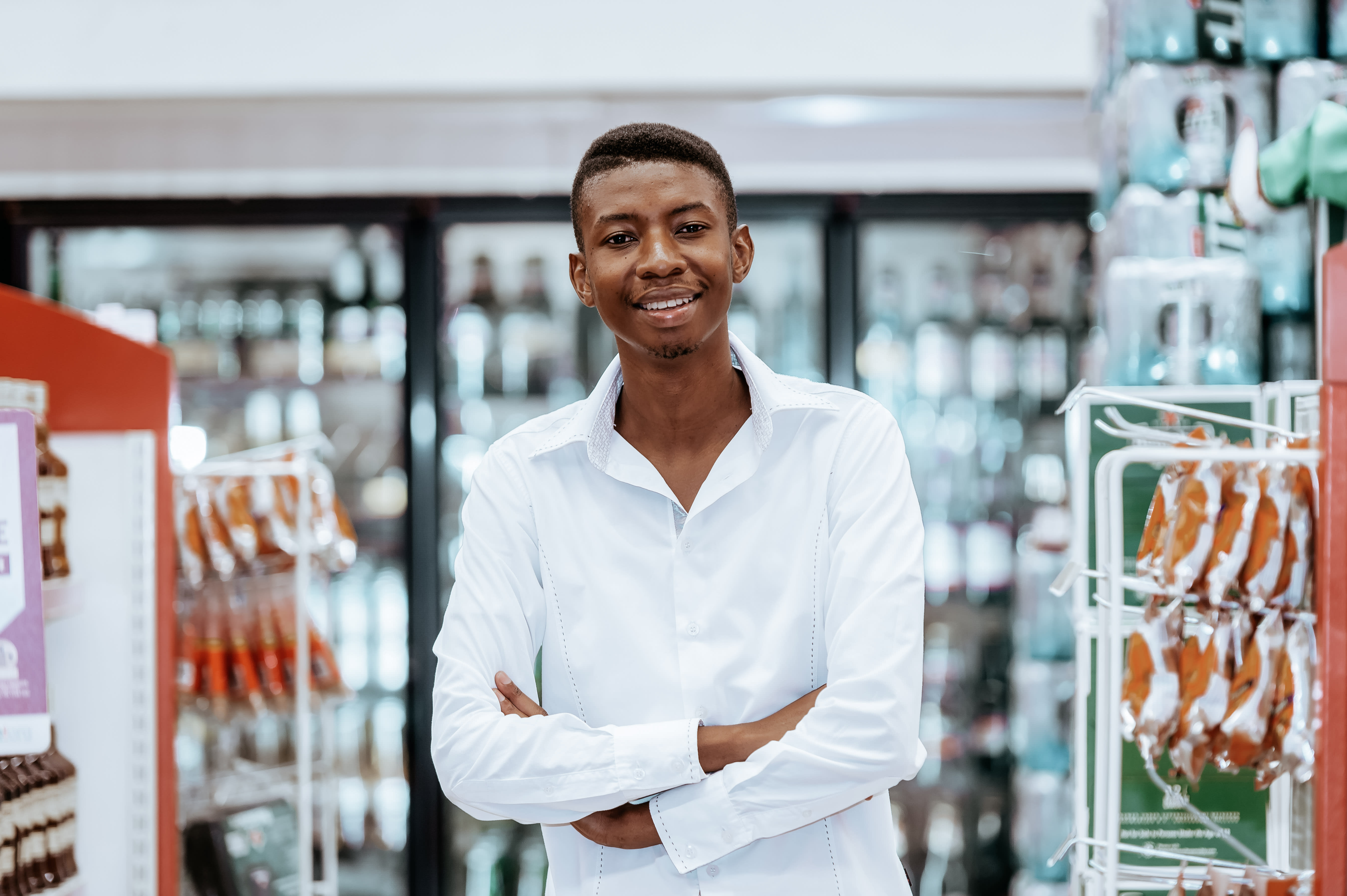 Meet an unusual entrepreneur
