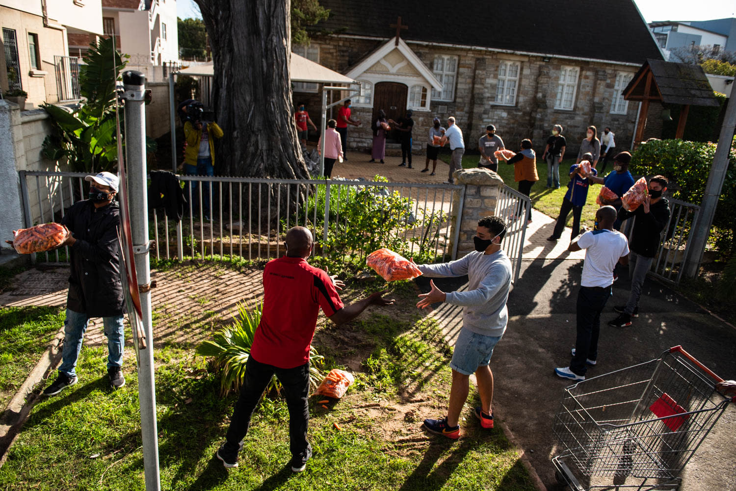 Kolisi Foundation partners with Stor-Age to further their impact on under-resourced communities across South Africa