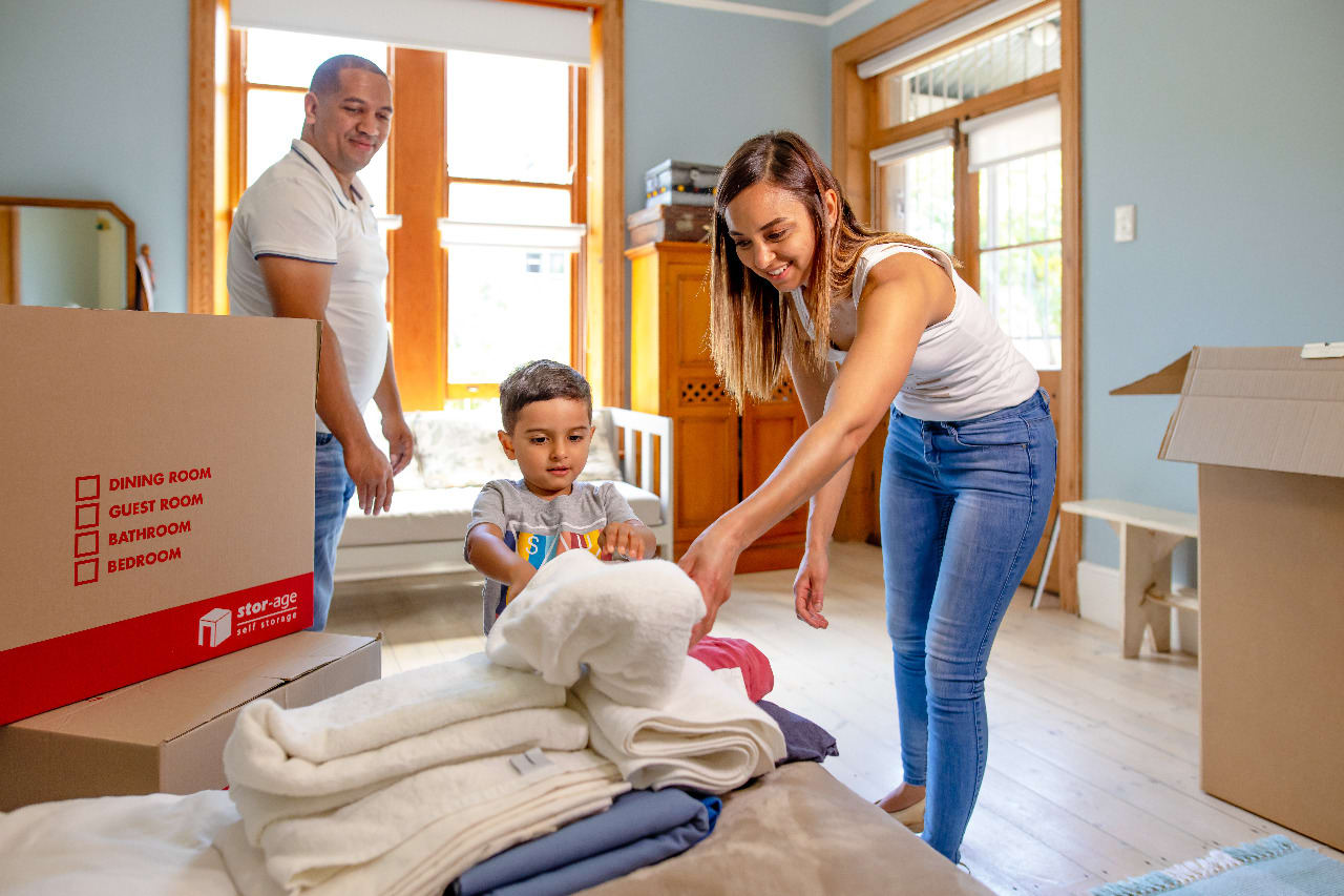 10 packing tips for a stress-free home move
